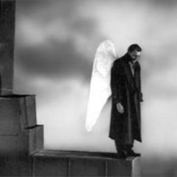 "Foto de la pelicula ""Cielo sobre Berlín"""