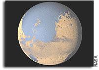 Terraformando Marte.