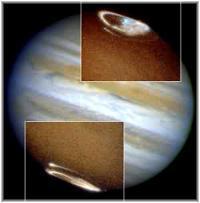 Jupiter's Poles, NASA