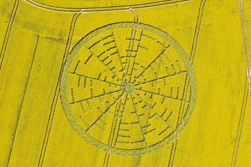 Corp Circles; Círculos de las Cosechas - Página 2 Cropcircle