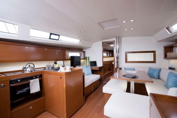 Vivir en el mar energ as libres y autosuficiencia - Cocinas para barcos ...